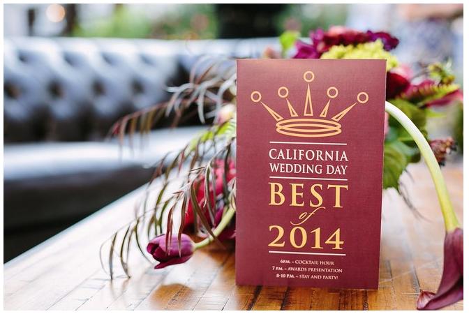 California Wedding Day's 2014 Best of Bride Celebration