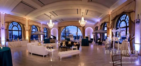 Riviera Country Club California Wedding Day