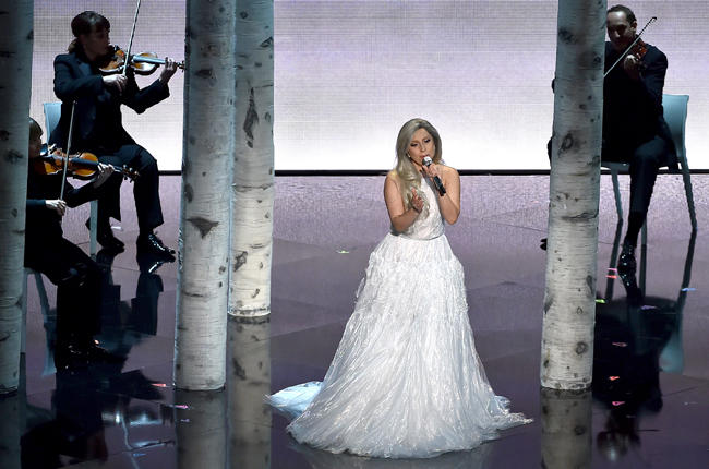 And The Oscar Goes To Lady Gaga