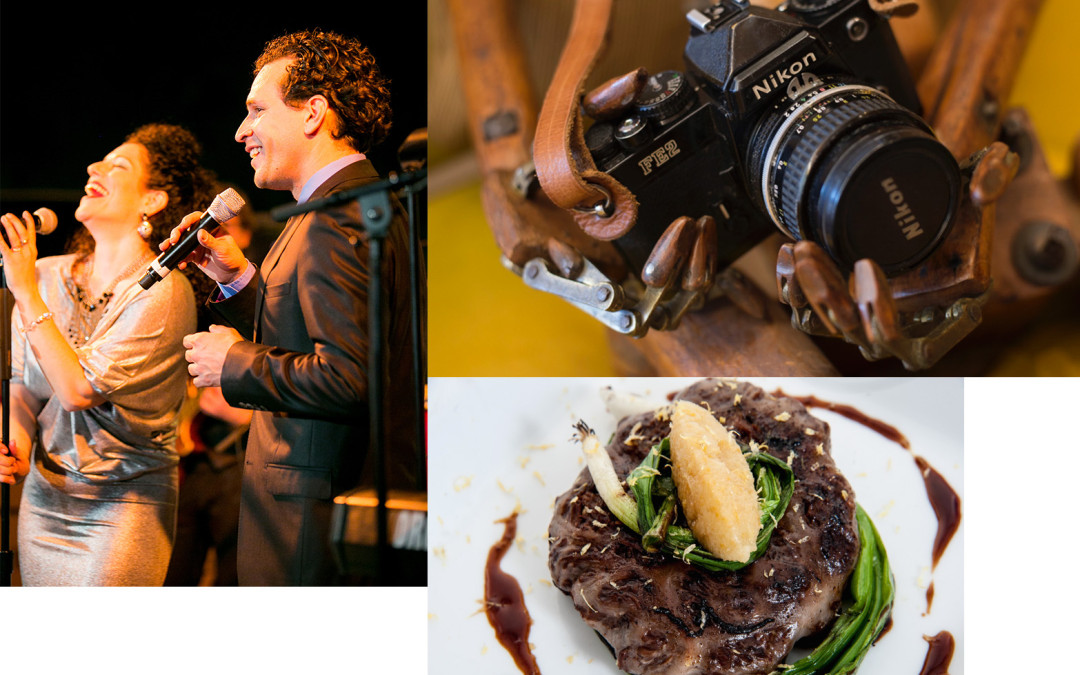 Music Photography and Food OH MY