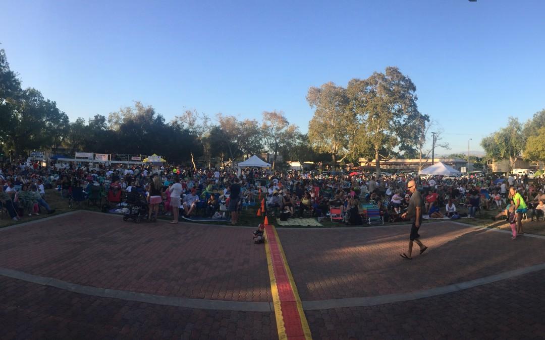 Concerts in the Park – Tustin and Santa Clarita