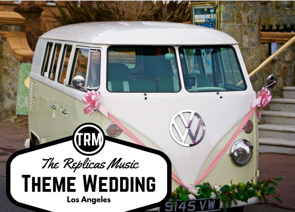 Theme Weddings with The Replicas Music