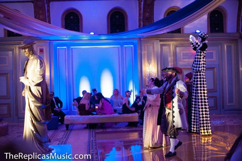 Masquerade Ball Langham Hotel Pasadena