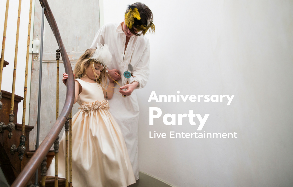Anniversary Party Entertainment