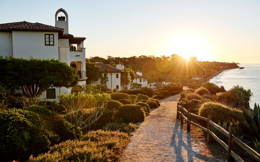Destination Wedding Bacara Resort Santa Barbara