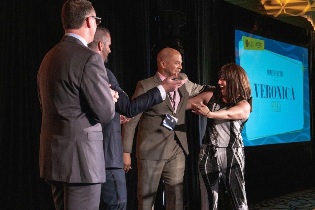 Award Ceremony | Photo by Auburn Media (Chris Anthony)