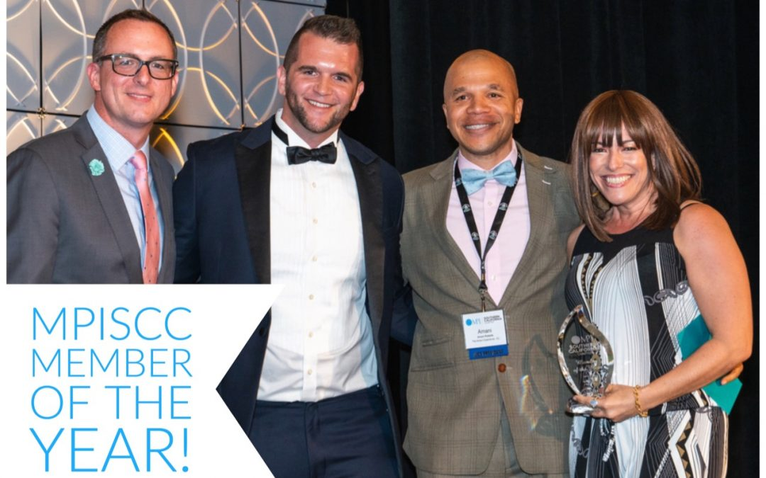 MPISCC Member of The Year