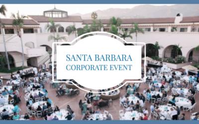 Santa Barbara Corporate Event