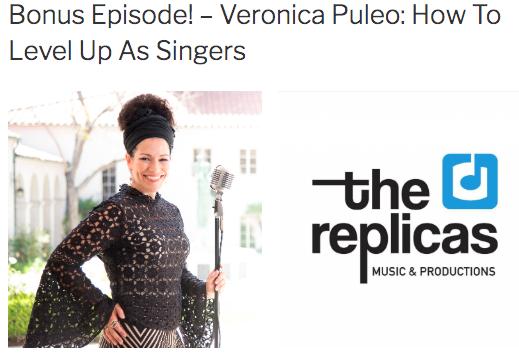 Bonus Episode of The Working Singer Podcast