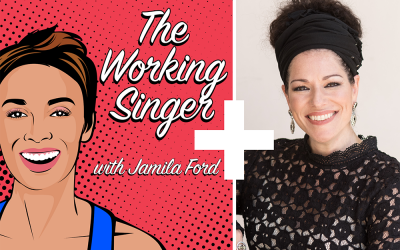 Veronica on The Working Singer Podcast