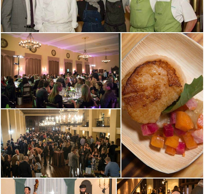 Music for the JAMES BEARD FOUNDATION at The Ebell of LA
