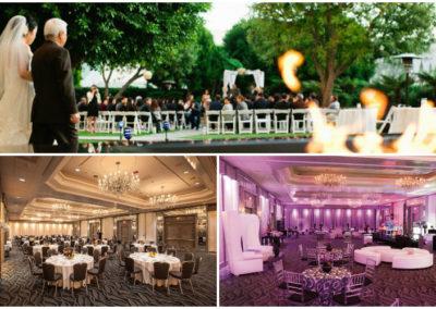 Brilliant Wedding Professionals at Intercontinental Hotel Los Angeles