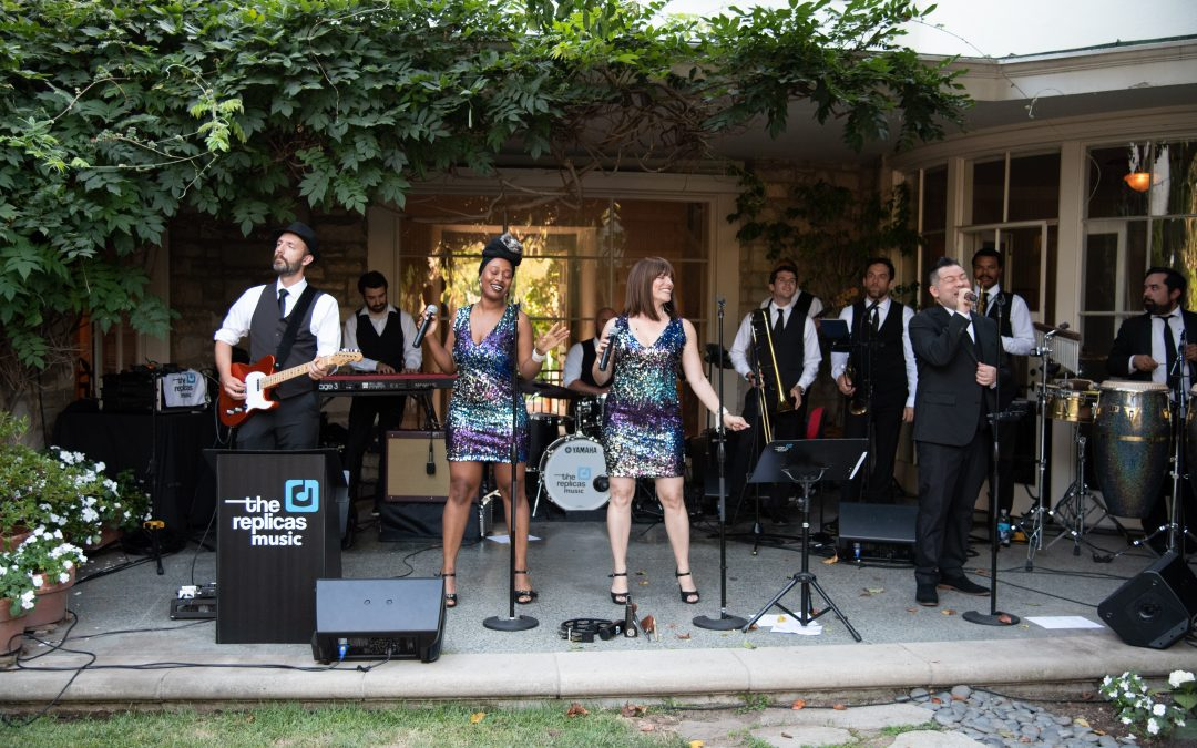 The Replicas Music | Private Estate Wedding in Beverly Hills