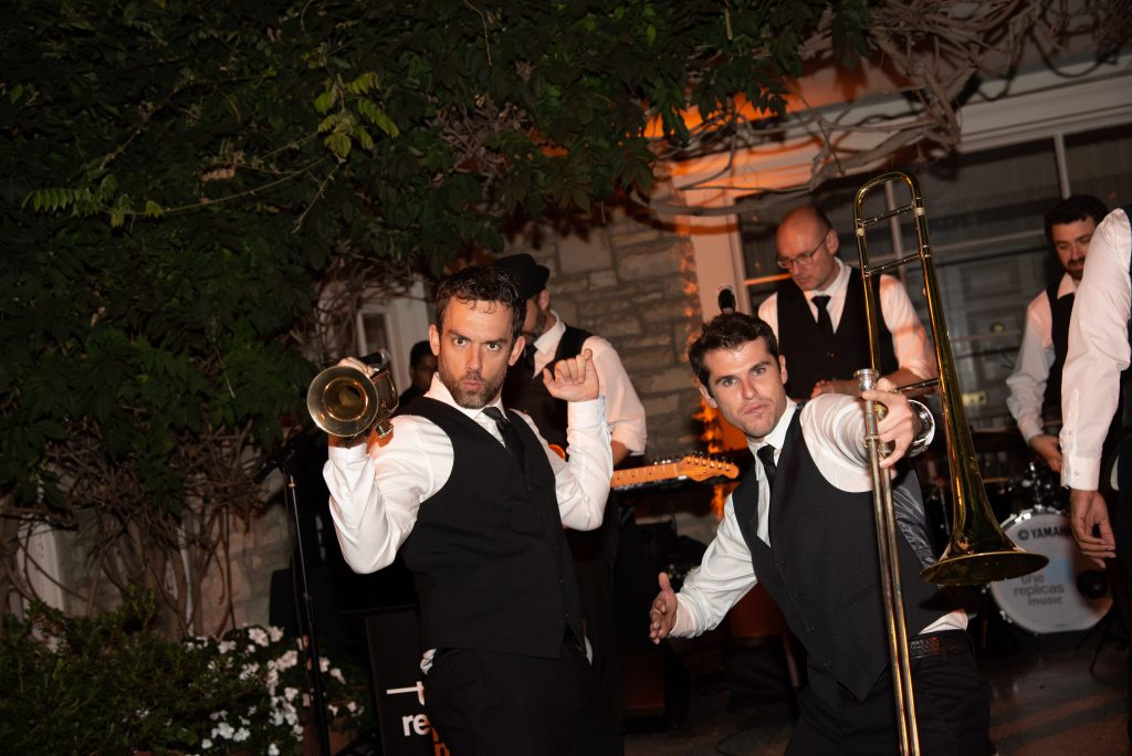The Replicas Music   Private Estate Wedding in Beverly Hills