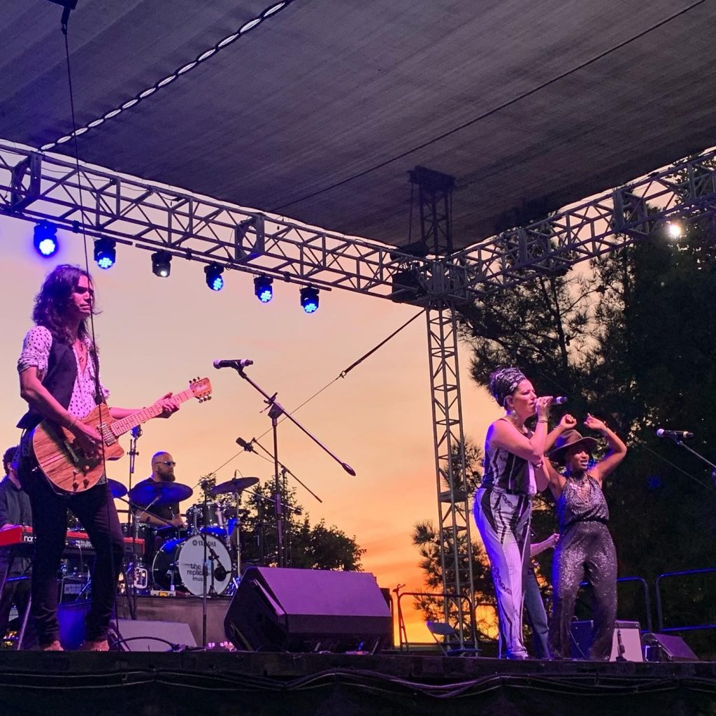 The Replicas Music | Santa Clarita Concerts in the Park