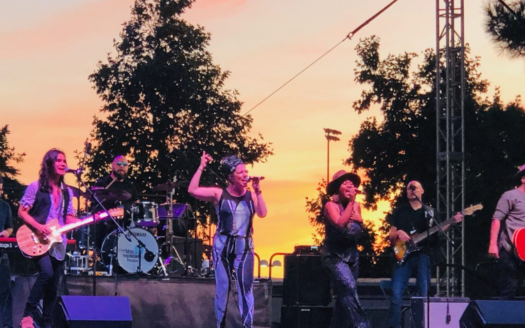 Santa Clarita Concerts in the Park