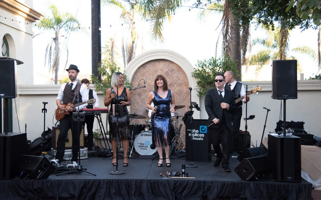The Replicas Music - Santa Barbara Club Wedding