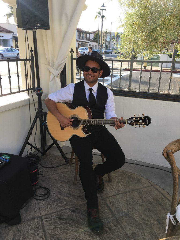 The Replicas Music | Ceremony at Villa & Vine