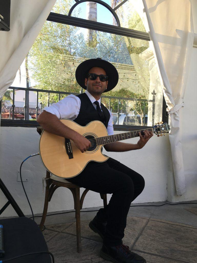 The Replicas Music   Ceremony at Villa & Vine