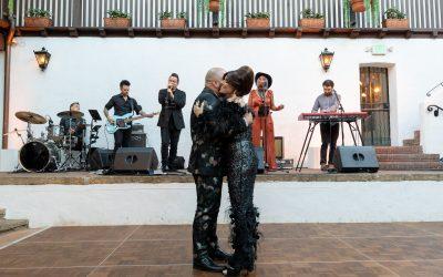 Veronica & Mike Tie the Knot in Santa Barbara