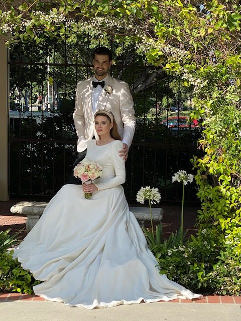 Beverly Hills Presbyterian Micro-Wedding
