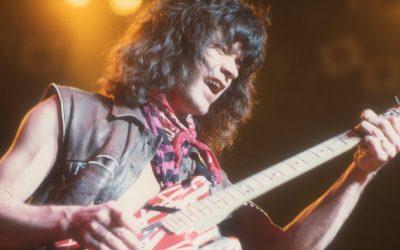 In Memory of Eddie Van Halen