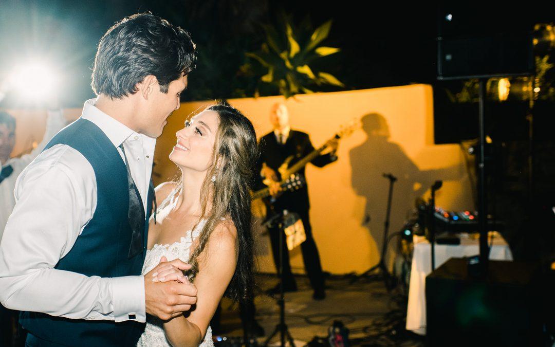 Palos Verdes Beach and Athletic Club Wedding